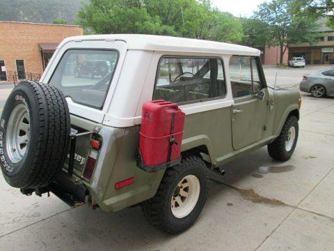 1972 Jeep Commando na prodej