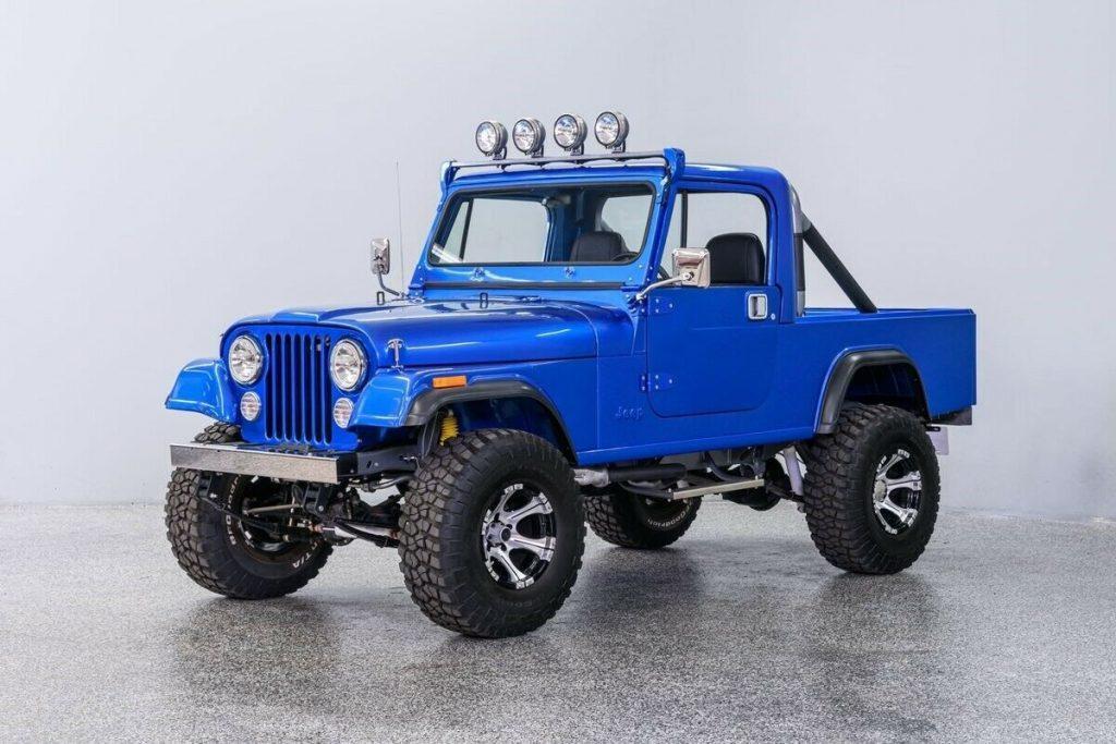 1982 Jeep Scrambler CJ 8