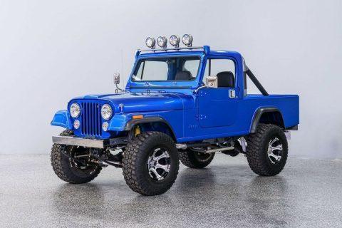 1982 Jeep Scrambler CJ 8 na prodej