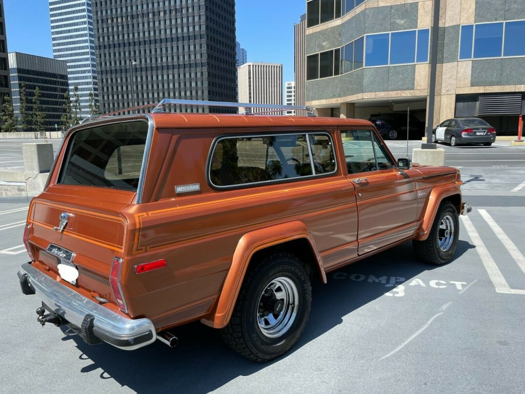 1983 Jeep Cherokee