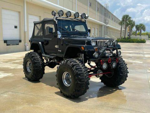 1990 Jeep Wrangler Custom build na prodej