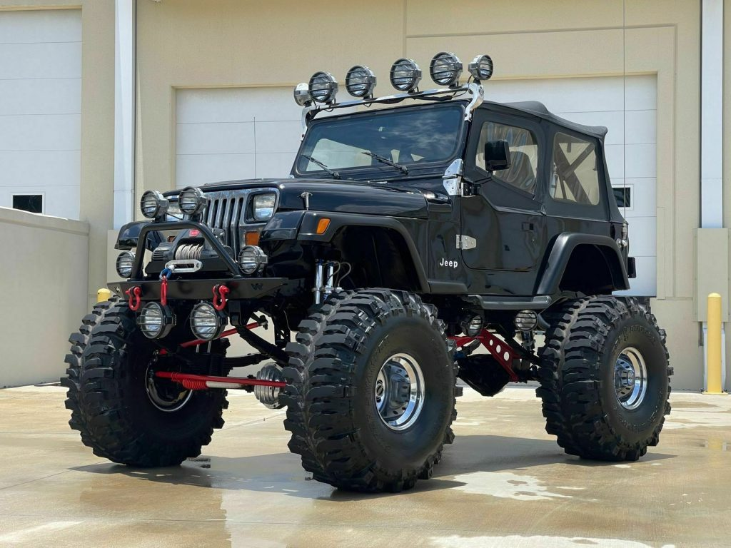 1990 Jeep Wrangler Custom build