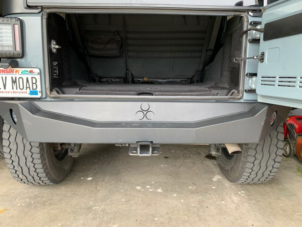 2015 Jeep Wrangler Unlimited Custom