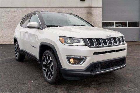2021 Jeep Compass Limited na prodej