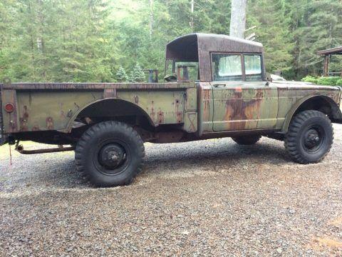 1968 Jeep 715  Truck na prodej