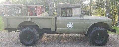 1968 Jeep M715 na prodej