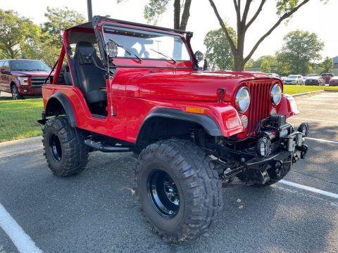 1982 Jeep Jeep CJ5 na prodej