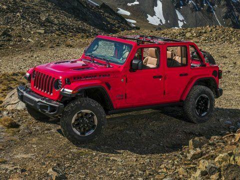 2018 Jeep Wrangler Unlimited Sport na prodej
