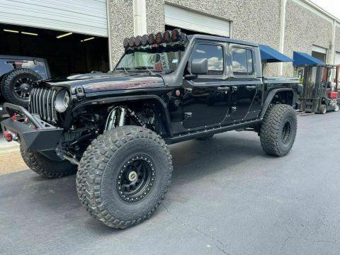 2020 Jeep Gladiator Custom na prodej