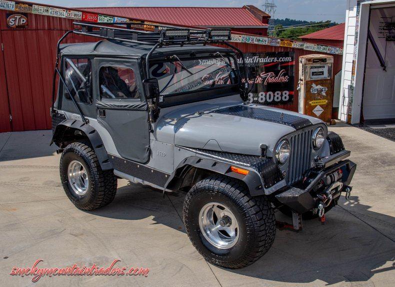1962 Willys Jeep CJ 5