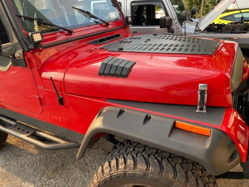 1995 Jeep Wrangler / Yj SE