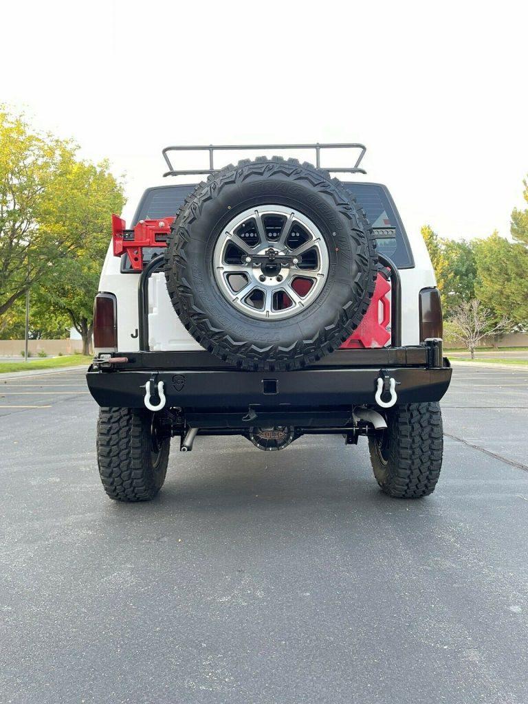 2001 Jeep Cherokee XJ   Super Clean   LOADED!!