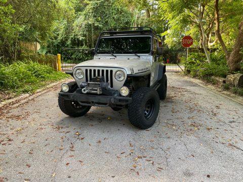 2006 Jeep Wrangler Rubicon TJ RUBICON na prodej