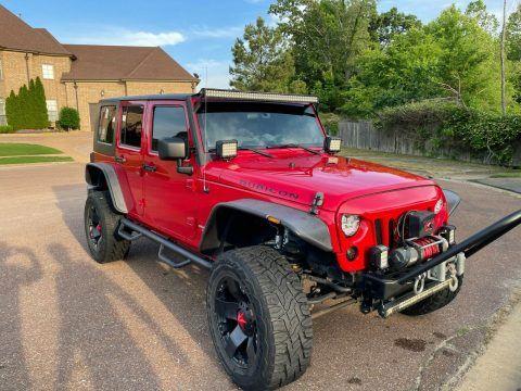 2009 Jeep Wrangler na prodej