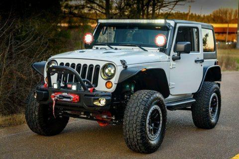 2013 Jeep Wrangler LS3 V8 na prodej