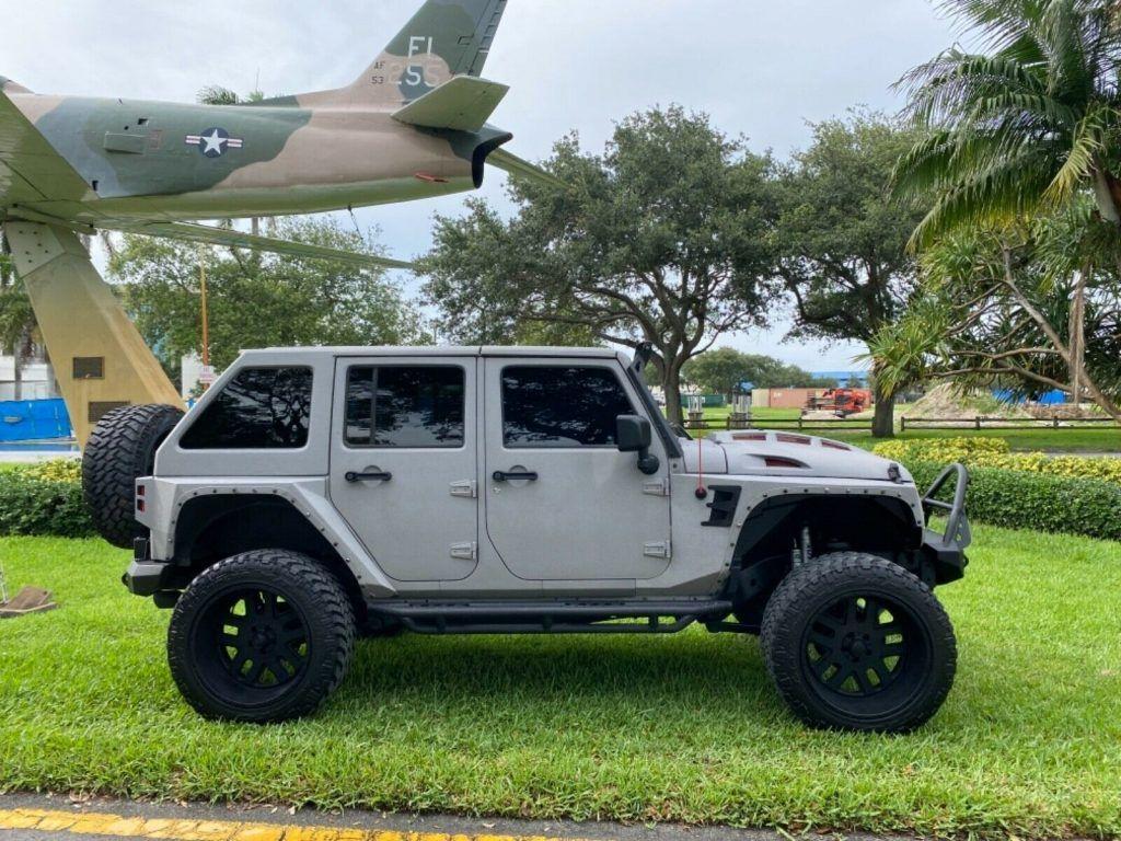 2015 Jeep Wrangler LIFTED