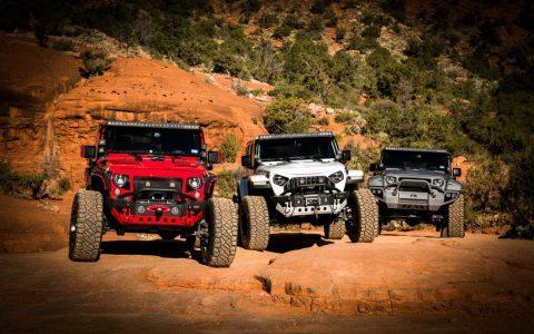 2018 Jeep Wrangler Pro Comp 4″ Lift na prodej
