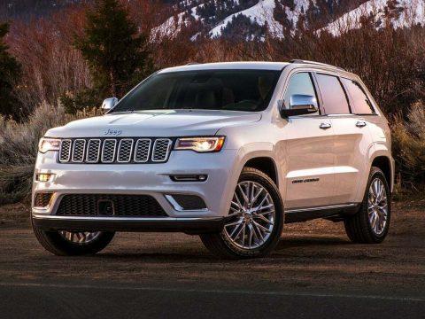 2021 Jeep Grand Cherokee Summit na prodej