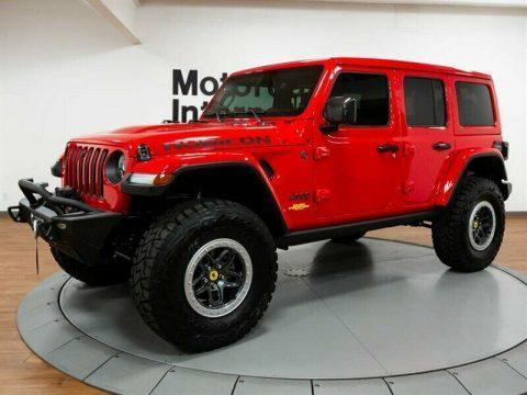 2021 Jeep Wrangler Unlimited Rubicon na prodej