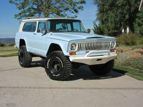 1978 Jeep Cherokee Chief  Freshly Restored na prodej