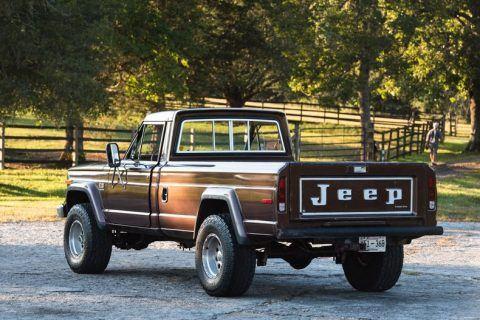 1982 Jeep J 10 na prodej