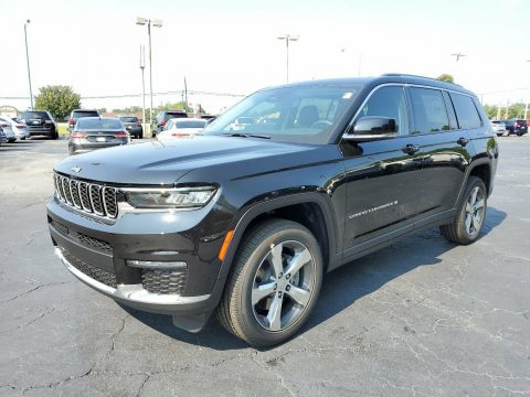 2021 Jeep Grand Cherokee L Limited na prodej